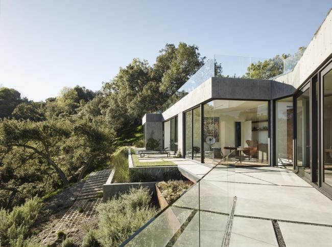 nowoczesna luksusowa willa marzeń nowoczesny dom inspiracje projekt nowoczesna rezydencja 73