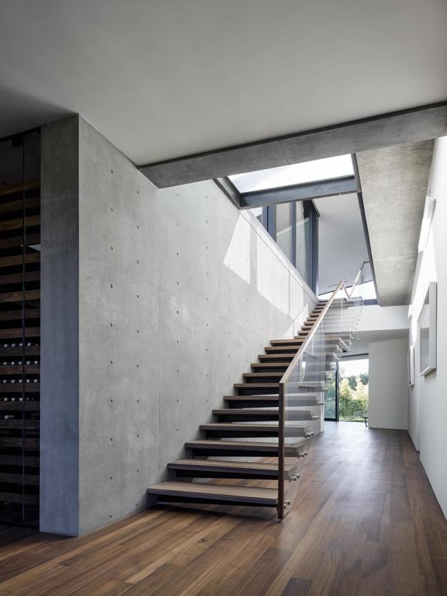 nowoczesna luksusowa willa marzeń nowoczesny dom inspiracje projekt nowoczesna rezydencja 87