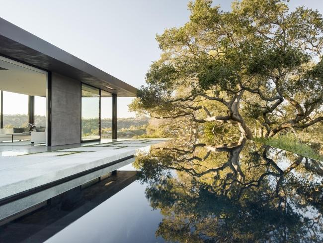 nowoczesna luksusowa willa marzeń nowoczesny dom inspiracje projekt nowoczesna rezydencja 77