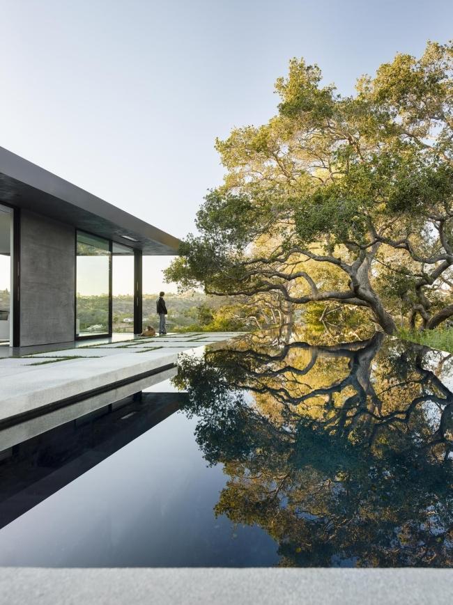 nowoczesna luksusowa willa marzeń nowoczesny dom inspiracje projekt nowoczesna rezydencja 61