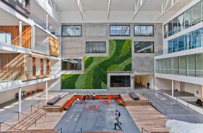 nowoczesne biura wielkich korporacji projekt nowoczesne wnętrze pomysłowe design inspiracja jak urzadzic wnetrze pomysl 02