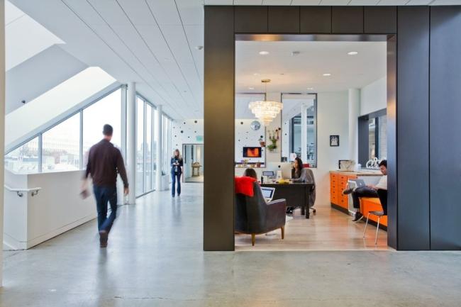 nowoczesne biura wielkich korporacji projekt nowoczesne wnętrze pomysłowe design inspiracja jak urzadzic wnetrze pomysl 03