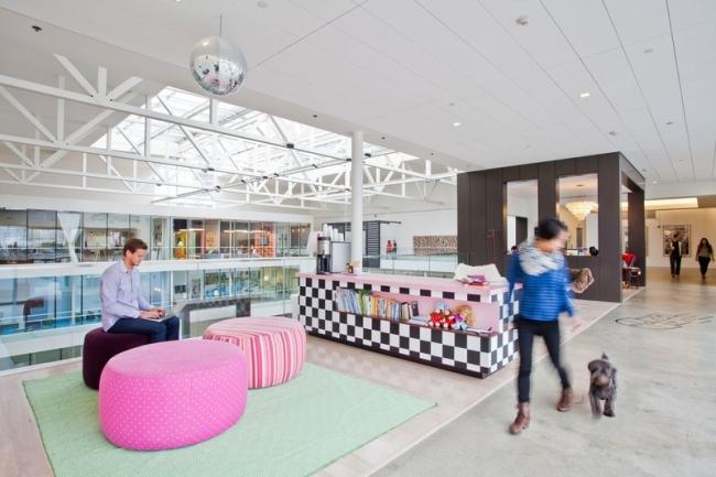nowoczesne biura wielkich korporacji projekt nowoczesne wnętrze pomysłowe design inspiracja jak urzadzic wnetrze pomysl 06