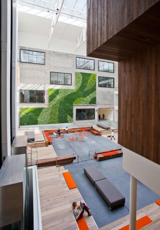 nowoczesne biura wielkich korporacji projekt nowoczesne wnętrze pomysłowe design inspiracja jak urzadzic wnetrze pomysl 09