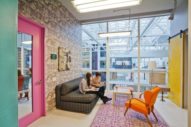 nowoczesne biura wielkich korporacji projekt nowoczesne wnętrze pomysłowe design inspiracja jak urzadzic wnetrze pomysl 12