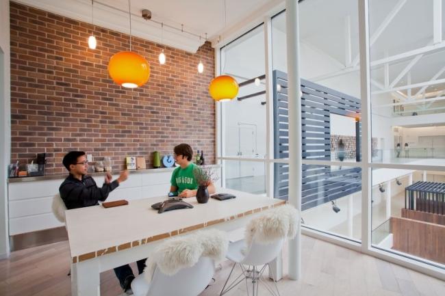 nowoczesne biura wielkich korporacji projekt nowoczesne wnętrze pomysłowe design inspiracja jak urzadzic wnetrze pomysl 16