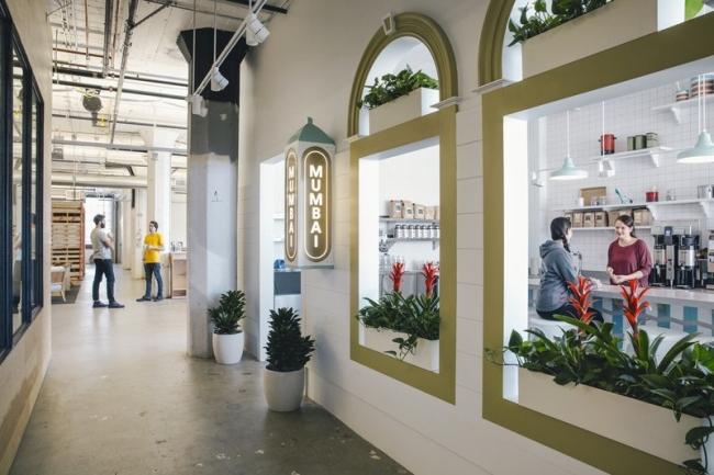 nowoczesne biura wielkich korporacji projekt nowoczesne wnętrze pomysłowe design inspiracja jak urzadzic wnetrze pomysl 23