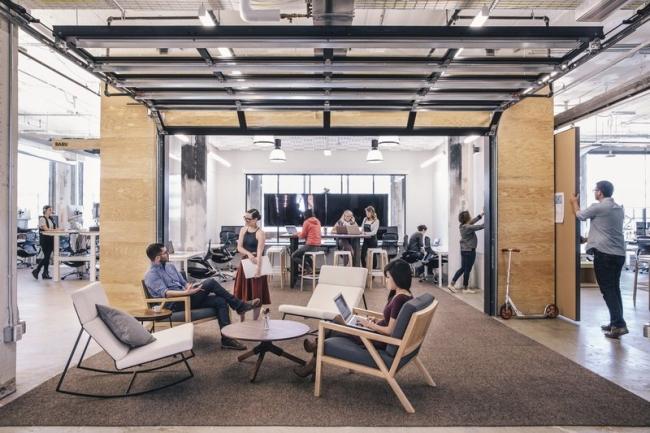 nowoczesne biura wielkich korporacji projekt nowoczesne wnętrze pomysłowe design inspiracja jak urzadzic wnetrze pomysl 28