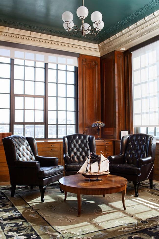nowoczesne biura wielkich korporacji projekt nowoczesne wnętrze pomysłowe design inspiracja jak urzadzic wnetrze pomysl 45