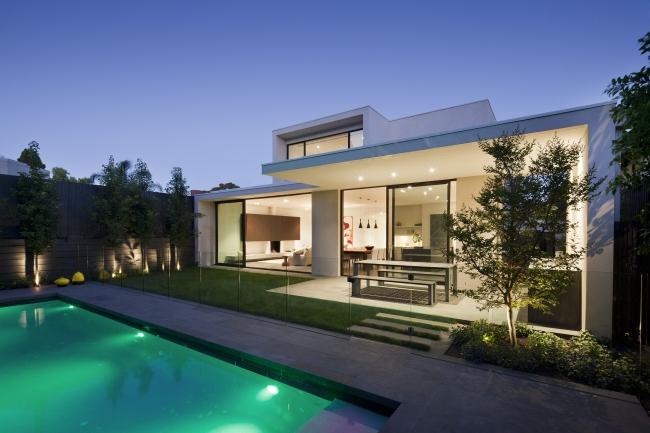 nowoczesny dom marzeń projekt inspiracje willa marzeń wille realizacje luksusowa rezydencja 01