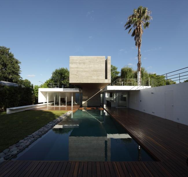 projekt nowoczesnego domu bunker house inspiracje luksusowa rezydencja willa marzeń wille marzeń 02