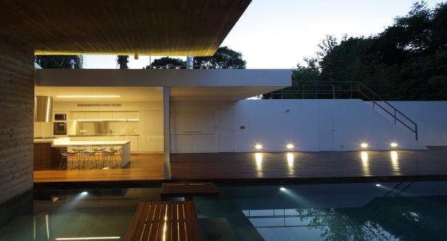 projekt nowoczesnego domu bunker house inspiracje luksusowa rezydencja willa marzeń wille marzeń 08