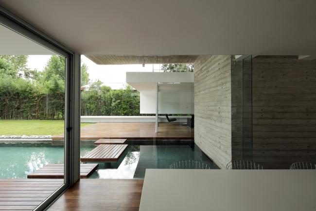 projekt nowoczesnego domu bunker house inspiracje luksusowa rezydencja willa marzeń wille marzeń 25