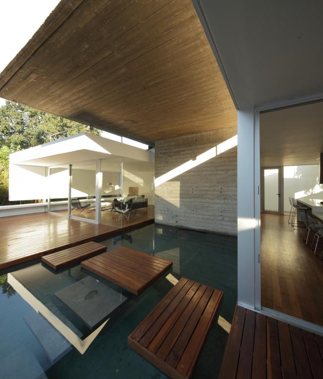 projekt nowoczesnego domu bunker house inspiracje luksusowa rezydencja willa marzeń wille marzeń 27