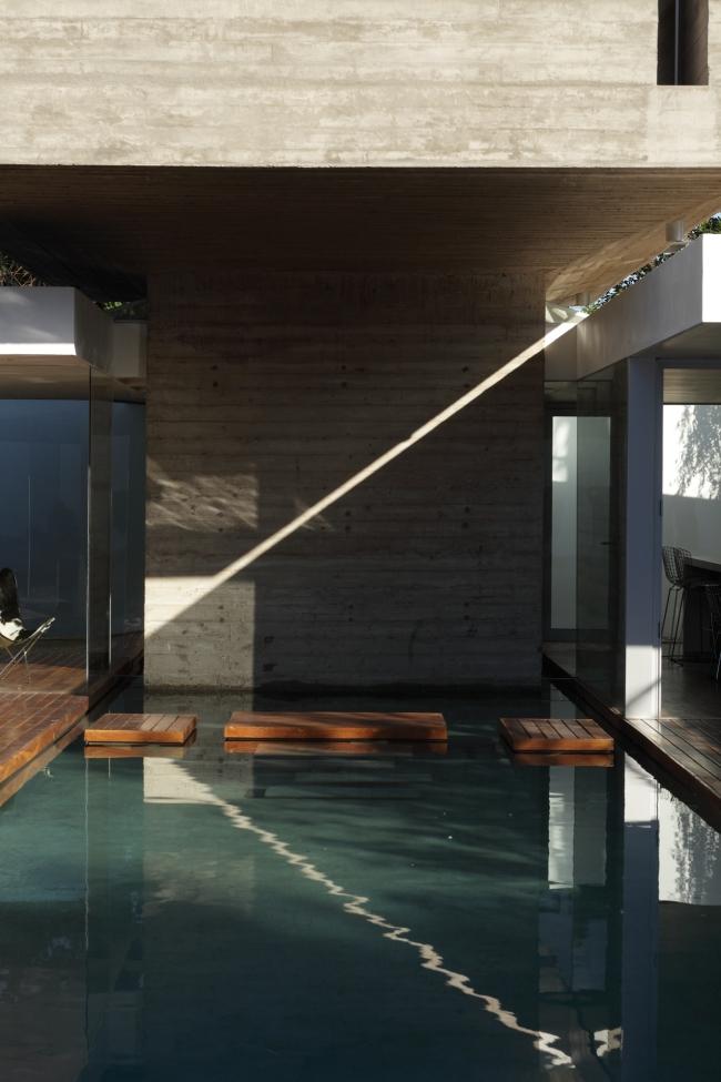 projekt nowoczesnego domu bunker house inspiracje luksusowa rezydencja willa marzeń wille marzeń 28