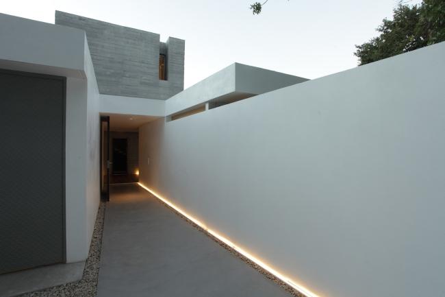 projekt nowoczesnego domu bunker house inspiracje luksusowa rezydencja willa marzeń wille marzeń 35
