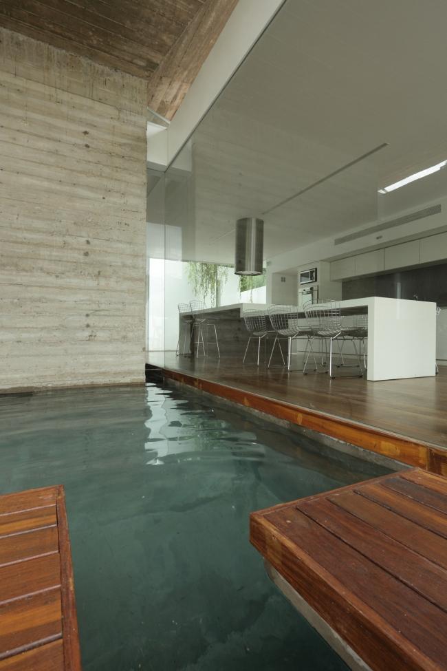 projekt nowoczesnego domu bunker house inspiracje luksusowa rezydencja willa marzeń wille marzeń 41