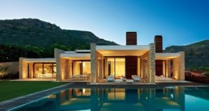 luksusowa willa marzeń wille marzeń dom w Hiszpanii inspiracje projekt nowoczesnego domu 99
