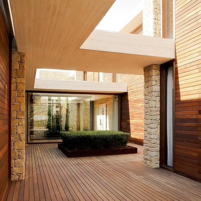 luksusowa willa marzeń wille marzeń dom w Hiszpanii inspiracje projekt nowoczesnego domu 03