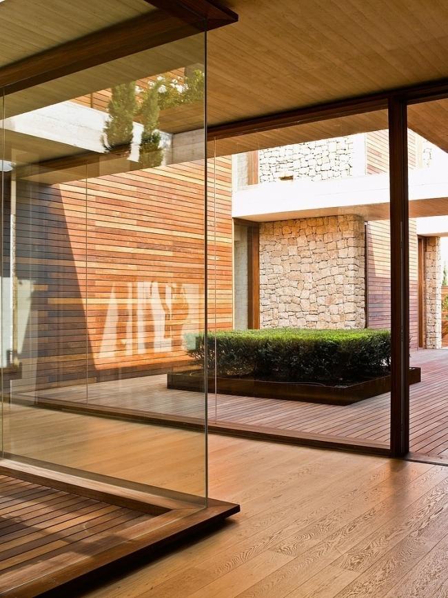 luksusowa willa marzeń wille marzeń dom w Hiszpanii inspiracje projekt nowoczesnego domu 04