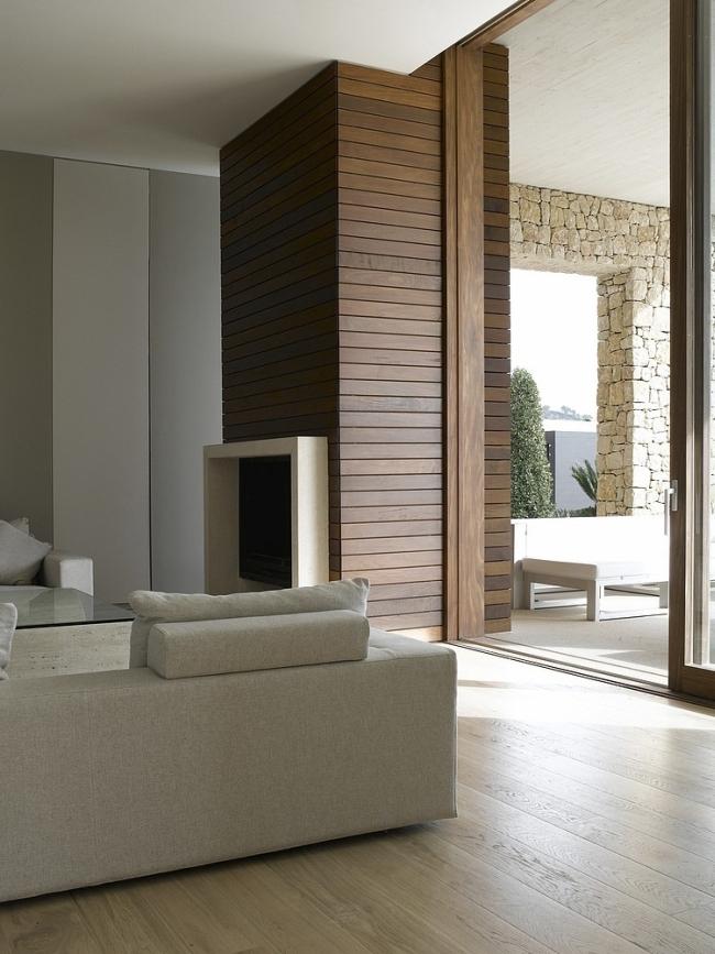 luksusowa willa marzeń wille marzeń dom w Hiszpanii inspiracje projekt nowoczesnego domu 05