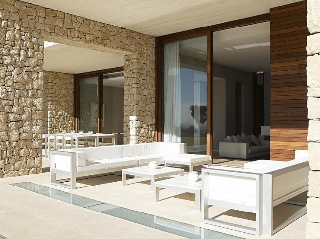 luksusowa willa marzeń wille marzeń dom w Hiszpanii inspiracje projekt nowoczesnego domu 12