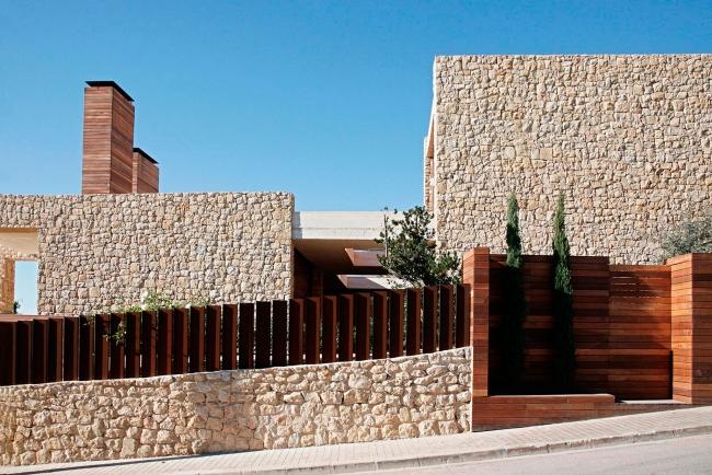 luksusowa willa marzeń wille marzeń dom w Hiszpanii inspiracje projekt nowoczesnego domu 20