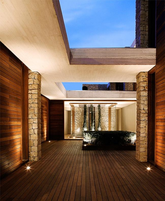 luksusowa willa marzeń wille marzeń dom w Hiszpanii inspiracje projekt nowoczesnego domu 21