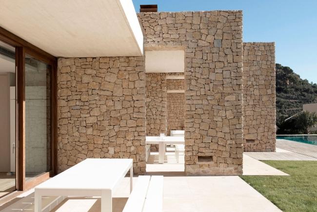 luksusowa willa marzeń wille marzeń dom w Hiszpanii inspiracje projekt nowoczesnego domu 22