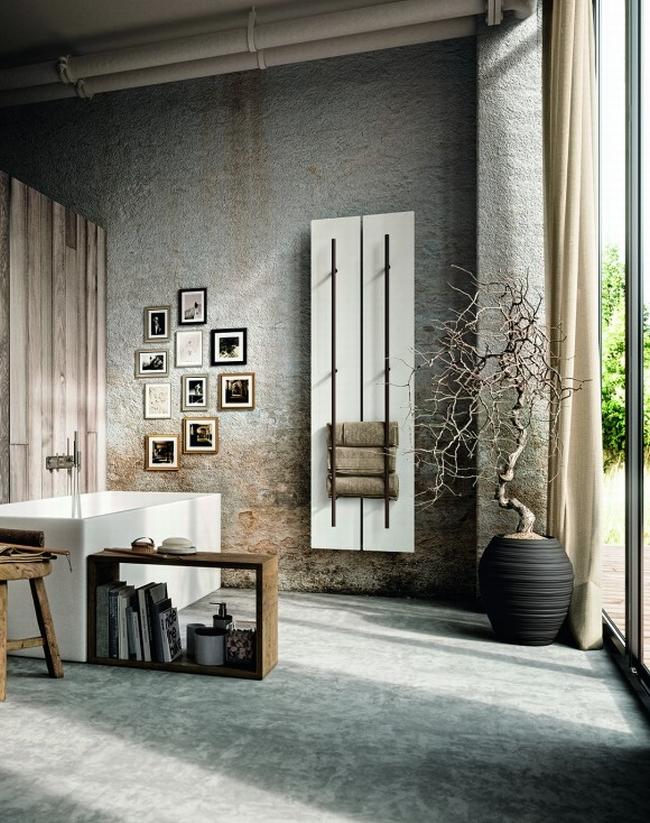nowoczesny grzejnik do łazienki modern heater radiator towel warmer design inspiracje 10