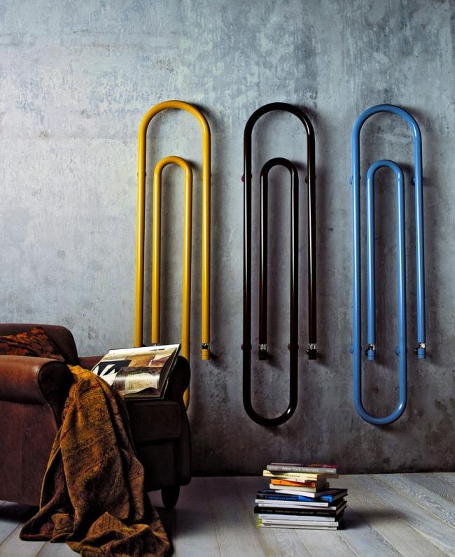 nowoczesny grzejnik do łazienki modern heater radiator towel warmer design inspiracje 61