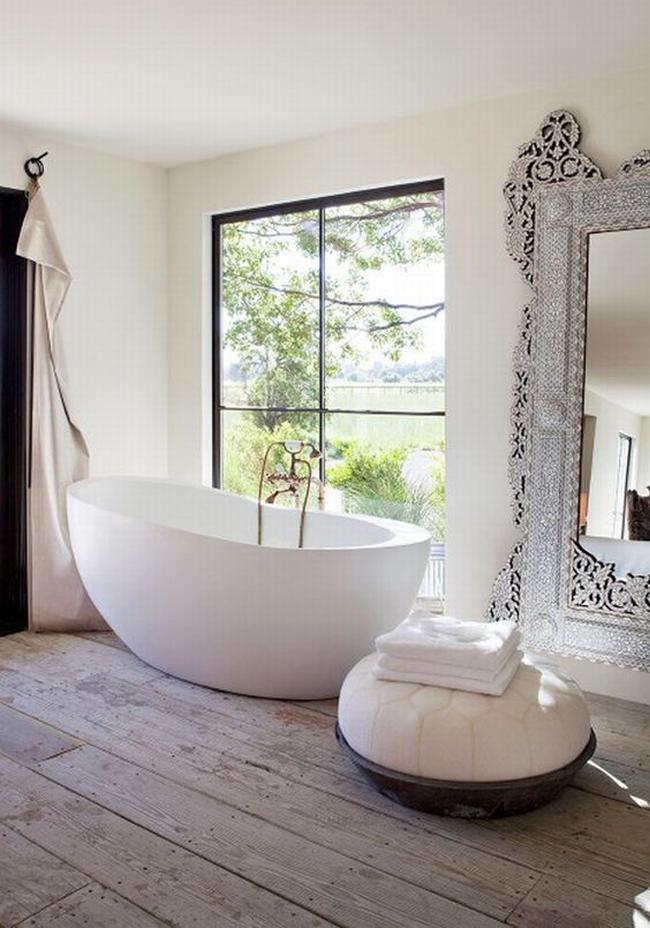 romantyczna łazienka w stylu francuskim łazienka glamour zdobiona łazienka delikatna łazienka bogata łazienka inspiracje 29