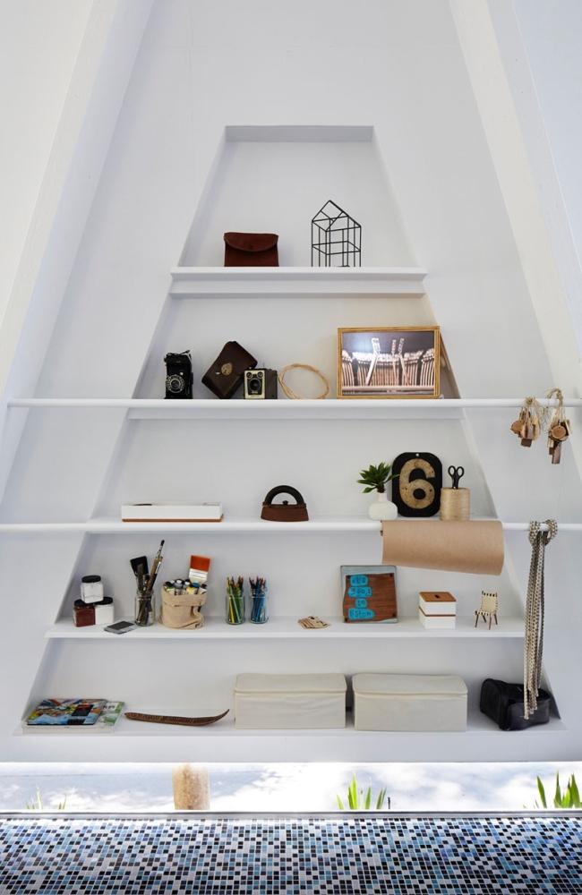 biuro domowe inspiracje jak urządzić małe biuro domowe australia projekt design biura aranżacje projektowanie wnętrz biurowych 14