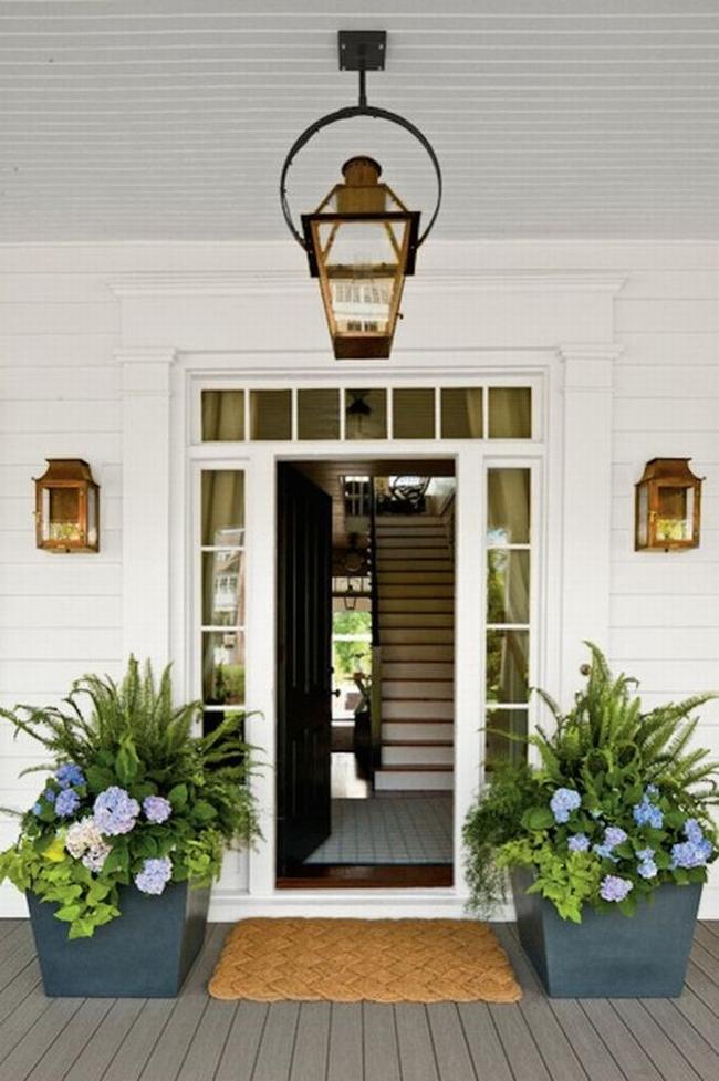 curb appeal design zewnętrza domu inspiracje pomysły rozwiązania wejście do domu amerykański dom i wnętrze seria american house project inspirations 14