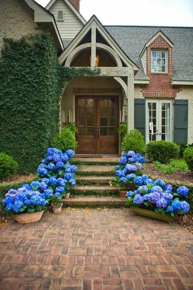 curb appeal design zewnętrza domu inspiracje pomysły rozwiązania wejście do domu amerykański dom i wnętrze seria american house project inspirations 202