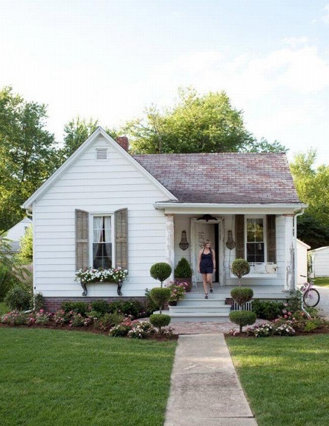 curb appeal design zewnętrza domu inspiracje pomysły rozwiązania wejście do domu amerykański dom i wnętrze seria american house project inspirations 27