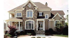 curb appeal design zewnętrza domu inspiracje pomysły rozwiązania wejście do domu amerykański dom i wnętrze seria american house project inspirations 401