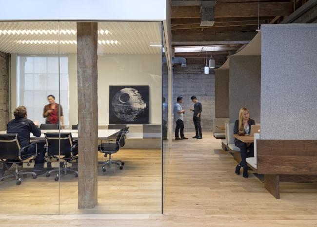 inspirujące biuro biura które inspirują realizacja biuro dla twórców gier nowoczesne biuro inspiracje nowoczesny design biura 16