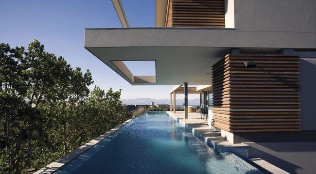 Jak wygl da luksusowy dom na pewno tak plett 6541 2 - Piscinas desmontables bauhaus ...