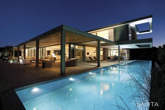jak wygląda luksusowy dom design dom nowoczesny projekt inspiracje modern house design inspirations 08