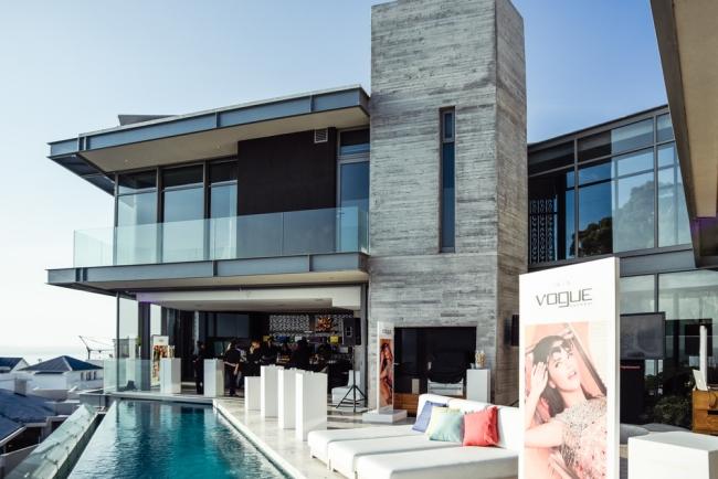 luksusowa nowoczesna willa marzeń projekt realizacja willa ze Szwecji design inspiracje elewacja ze stali rdza 002
