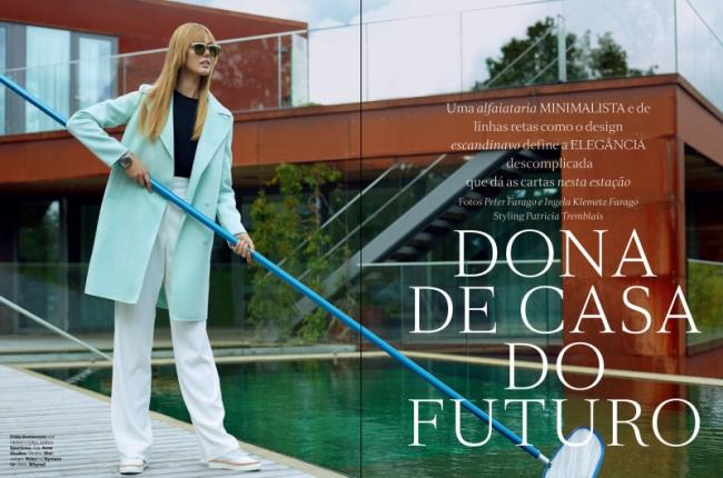 luksusowa nowoczesna willa marzeń projekt realizacja willa ze Szwecji design inspiracje elewacja ze stali rdza 01