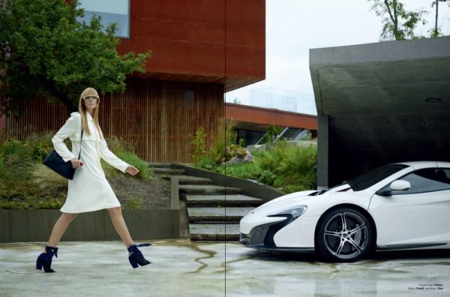 luksusowa nowoczesna willa marzeń projekt realizacja willa ze Szwecji design inspiracje elewacja ze stali rdza 02