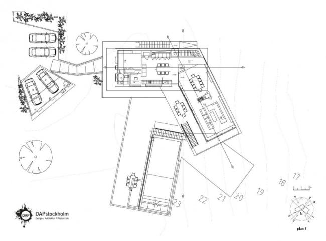 luksusowa nowoczesna willa marzeń projekt realizacja willa ze Szwecji design inspiracje elewacja ze stali rdza 1112