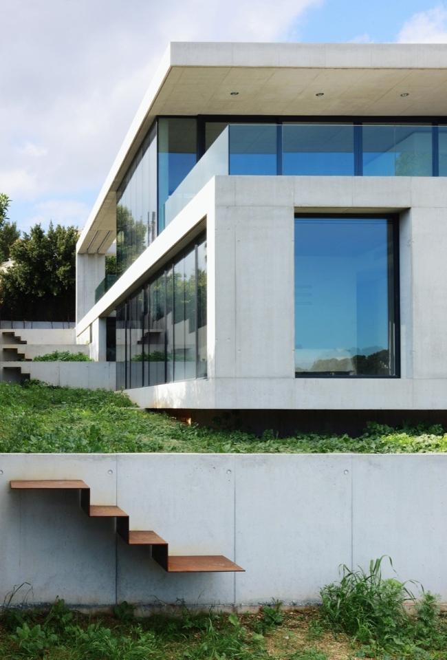 luksusowy dom marzeń nowoczesny dom hiszpania projekt design inspiracje realizacje modern house project inspiration 14