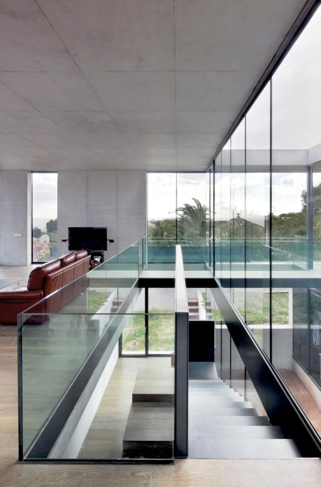 luksusowy dom marzeń nowoczesny dom hiszpania projekt design inspiracje realizacje modern house project inspiration 17