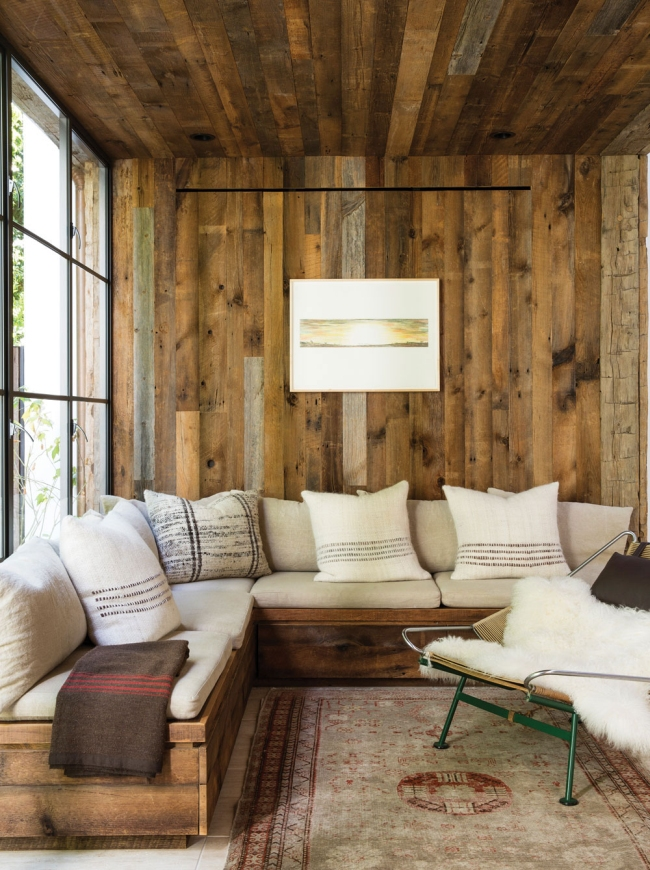 Ma y nowoczesny dom w los angeles wille marze - Best rustic interior design ideas beauty of simplicity ...