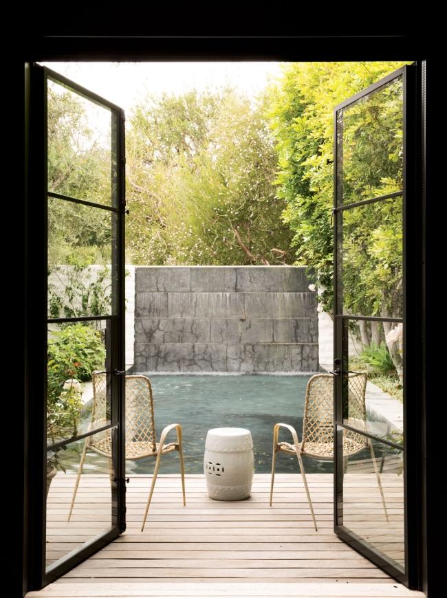 mały nowoczesny dom los angeles design inspiracje projekt small modern house design inspirations wille marzeń 11