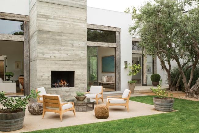 mały nowoczesny dom los angeles design inspiracje projekt small modern house design inspirations wille marzeń 13
