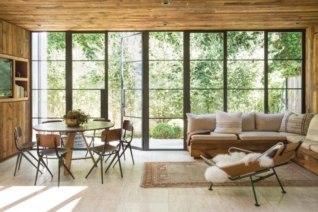 mały nowoczesny dom los angeles design inspiracje projekt small modern house design inspirations wille marzeń 14